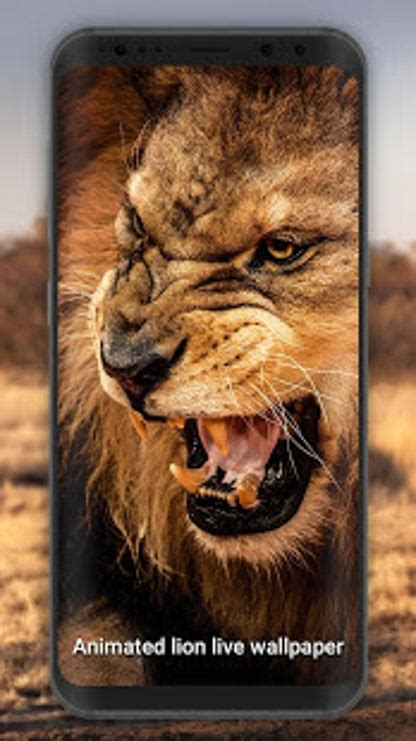 3D Lion live wallpaper - Free download and software