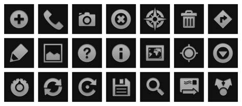android - Why shouldn't I use the menu icons provided by