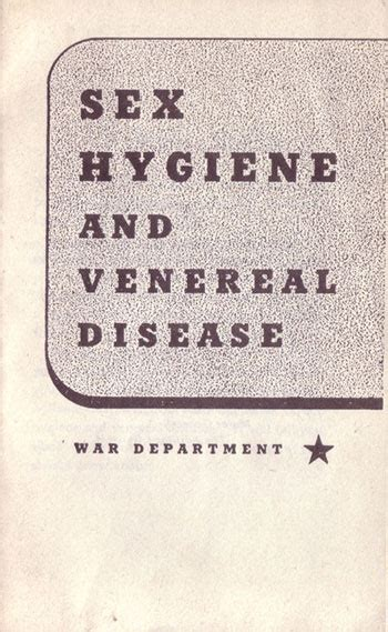 Venereal Disease and Treatment during WW2 | WW2 US Medical