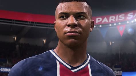 FIFA 21 Trailer Debuts Featuring Cover Star Kylian Mbappe