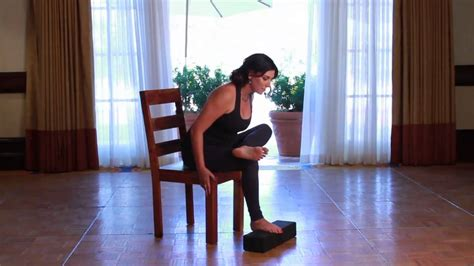 Chair Yoga Flow for All Levels - YouTube