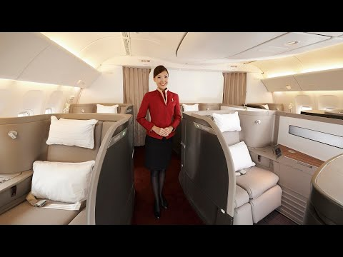Cathay Pacific Business Class | Must Do Brisbane