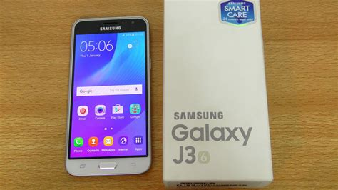 Samsung Galaxy J3 (2016) - Unboxing & First Look (4K