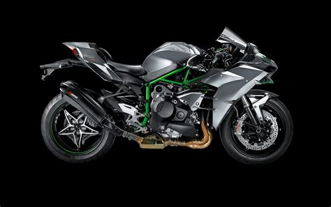 Kawasaki Ninja H2 Looks More Appealing with the All-New