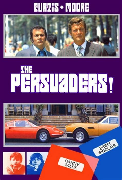 The Persuaders! • TV Show (1971 - 1972)