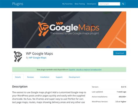 Add a Map to WordPress with WP Google Maps • WPShout