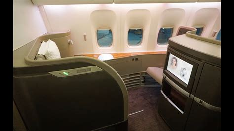 21 Hours in Cathay Pacific FIRST CLASS | New York to Hong