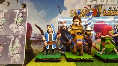 Gorgeous 'Clash of Clans' Figures Coming (Hopefully Soon