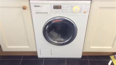 Preview of a New Miele WT2670 Washer Dryer - YouTube
