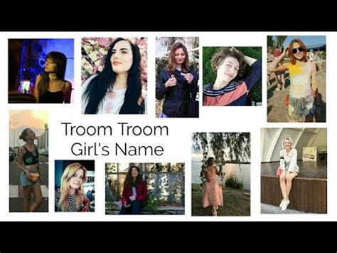 Troom Troom Girl's Real Name and their Relationship and
