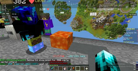 So this happned   Hypixel - Minecraft Server and Maps