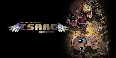 The Binding of Isaac: Rebirth   Wii U download software