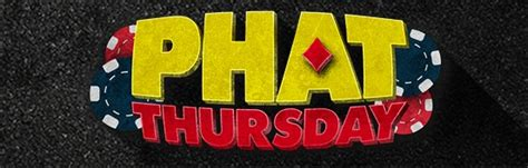 Phat Thursday Tournaments at Americas Cardroom - Poker Clan