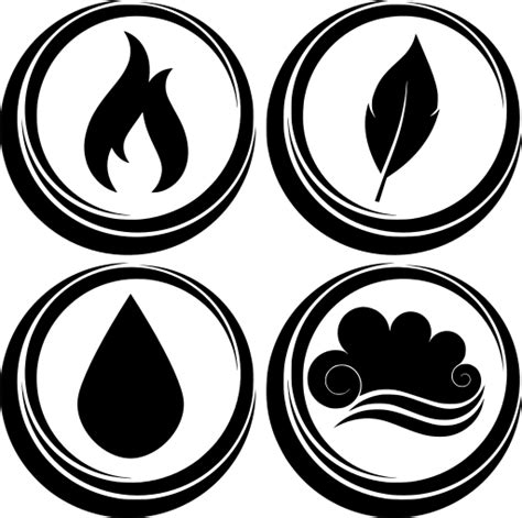 SVG > symbol air witch earth - Free SVG Image & Icon
