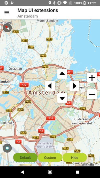 Map UI Extensions   Map, Map Examples   Maps SDK for