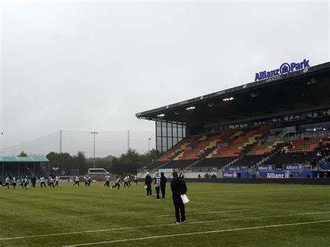 Toronto to play St Helens at Allianz Park, home of